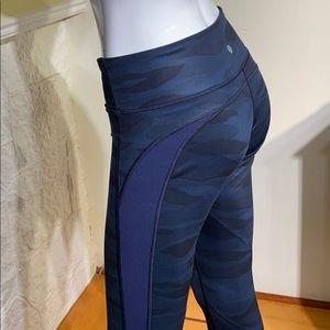 Lululemon Camo Full Length Leggings